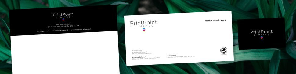 printpoint printed stationery